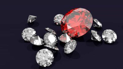 Rubies vs diamonds