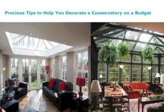 Decorate a Conservatory on a Budget