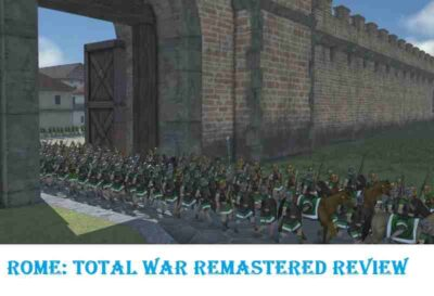 Rome: Total War Remastered Review